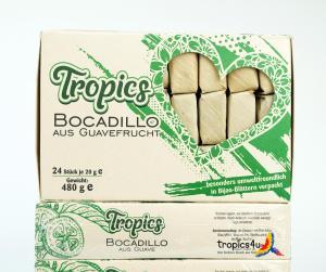 Tropics Bocadillo 24 stück